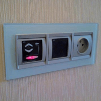 Монтаж, ремонт, замена розеток Киров